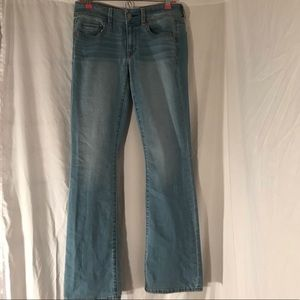 American Eagle Outfitters Kick Boot Jeans Sz 6